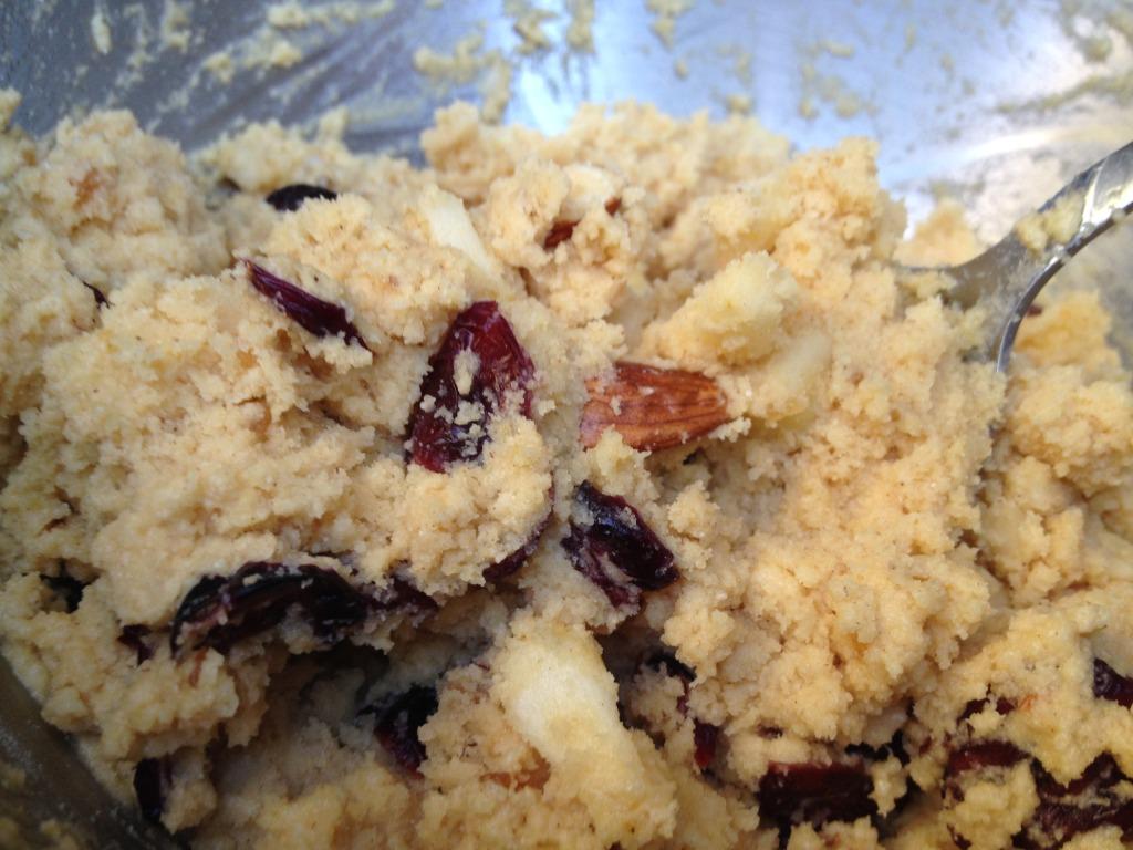 Cran Apple Paleo Muffins